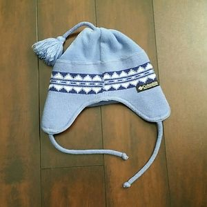 Columbia winter hat toddler one size